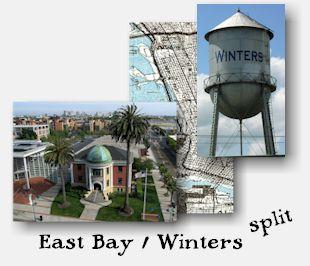 east bay WINTERS split